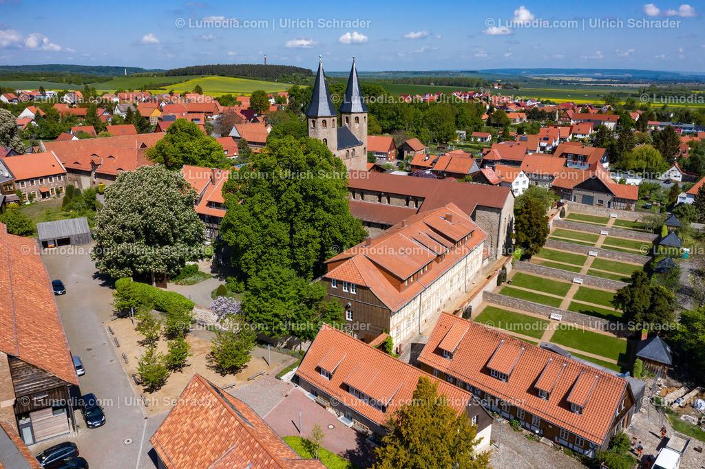 10049-51052 - Kloster Drübeck _ Harz