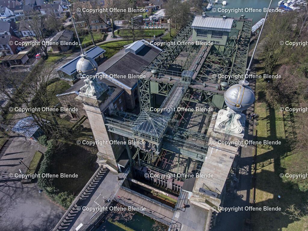 Luftbild Schifftshebewerk Henrichenburg | Luftbild Schifftshebewerk Henrichenburg
