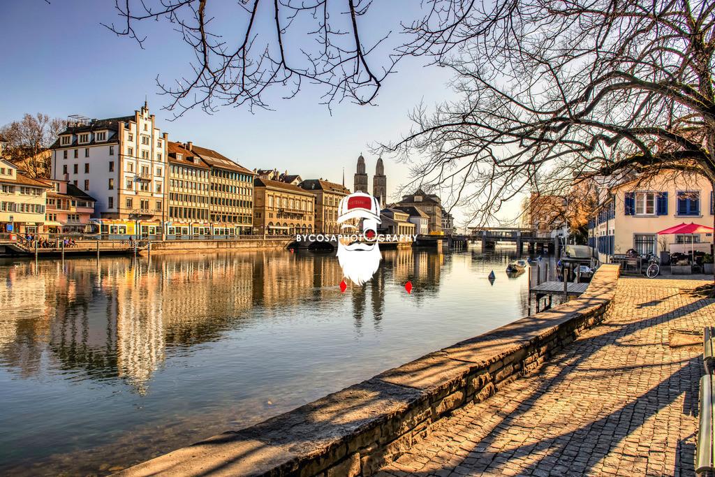 Zürich Februar 2019