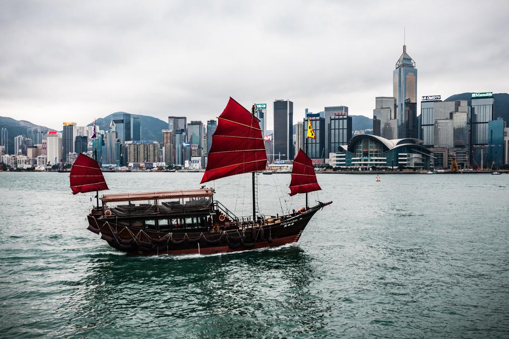 Hong Kong 6-12