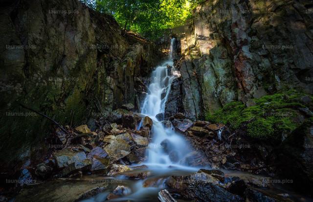 Billtalwasserfall | Billtalwasserfall bei Königstein im Taunus