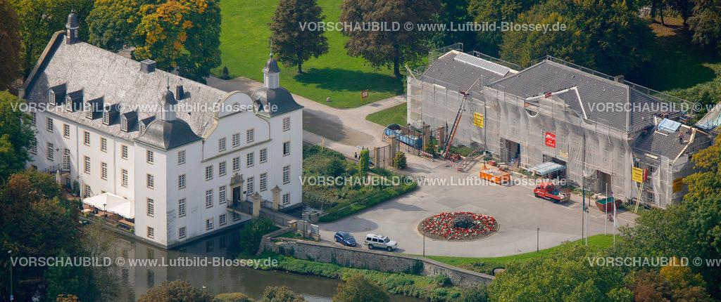ES10098740 | Schloss Borbeck Renovierung,  Essen, Ruhrgebiet, Nordrhein-Westfalen, Germany, Europa