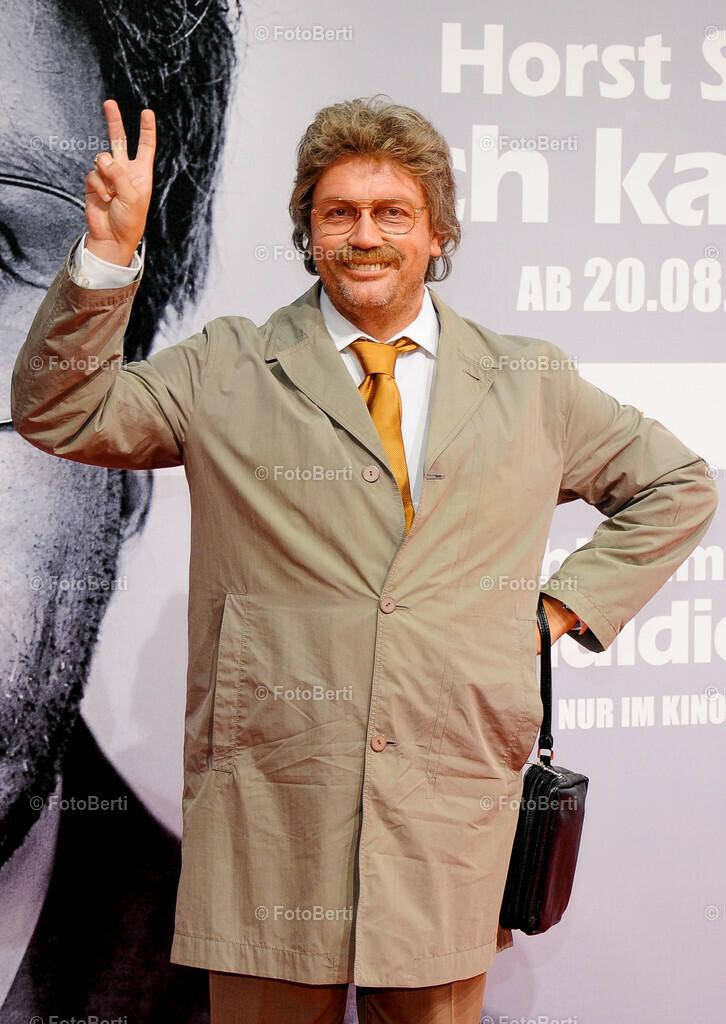Premiere Horst Schlaemmer | Hape Kerkeling alias Horst Schl‰mmer