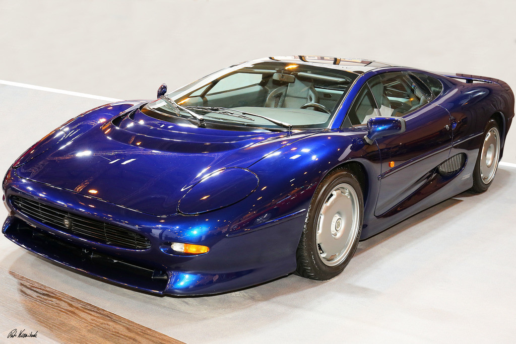 1993 Jaguar XJ220 LK2A2138 | Photo of a 1993 Jaguar XJ220