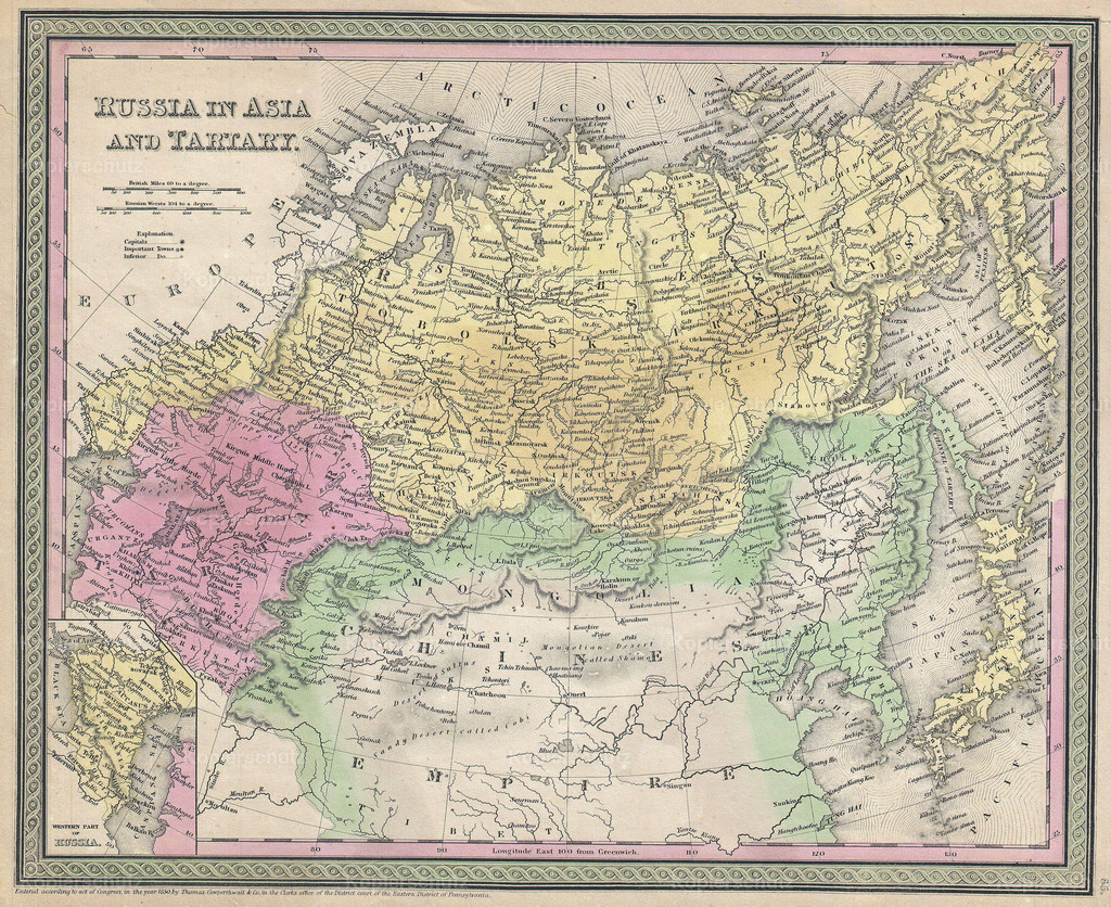 1853_Mitchell_Map_of_Russia_in_Asia_and_Tartary