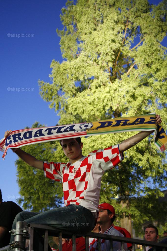 Croatia-Brazil