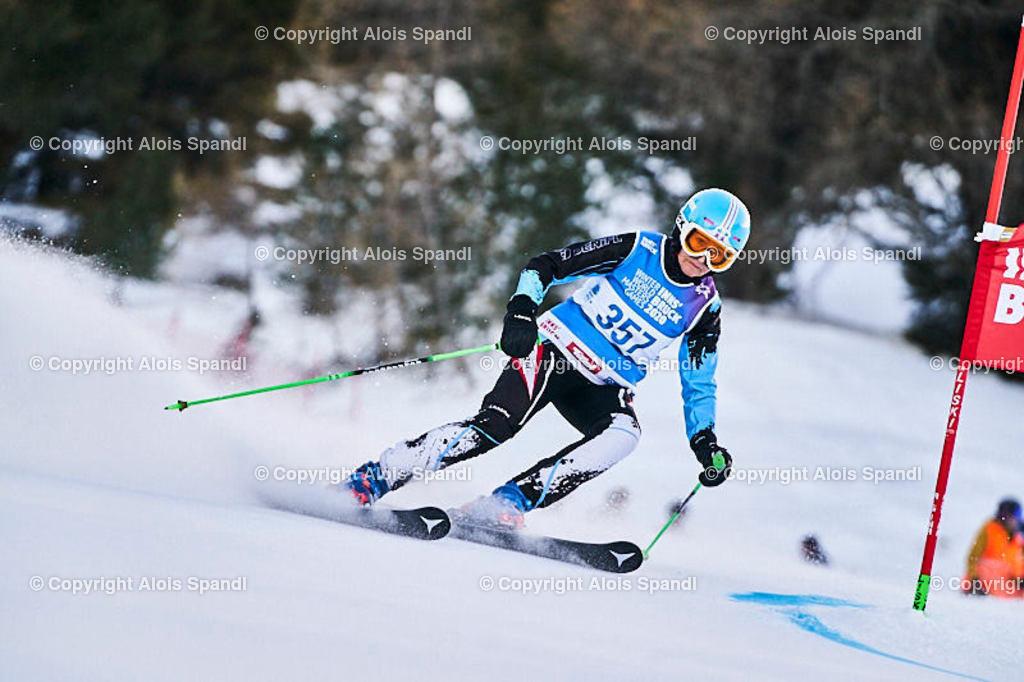 ALS5442_WWMG_GS-II_C   (C) FotoLois.com, Alois Spandl, WinterWorldMastersGames 2020 Innsbruck, Giant Slalom-II Gruppe C Damen, Patscherkofel Olympiaabfahrt, Mi 15. Jänner 2020.