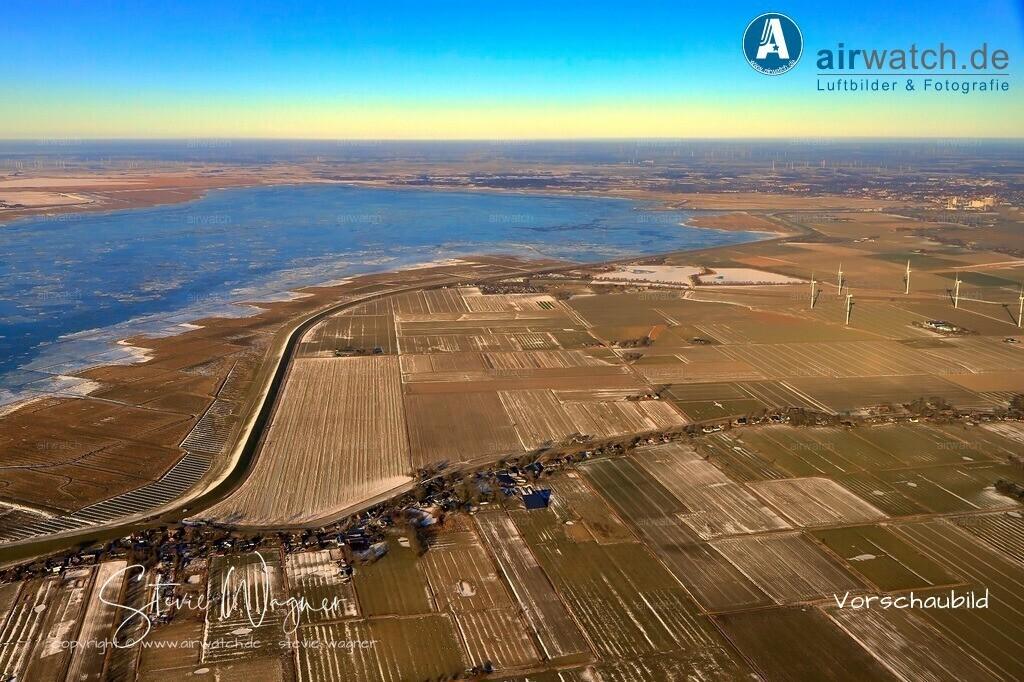 Winter Luftbilder, Nordsee, Nordfriesland, Siemonsberg,   Winter Luftbilder, Nordsee, Nordfriesland, Siemonsberg,