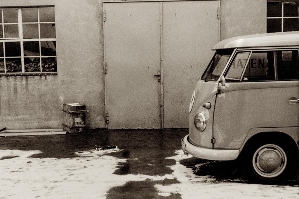 VW Bulli -Schlosserei