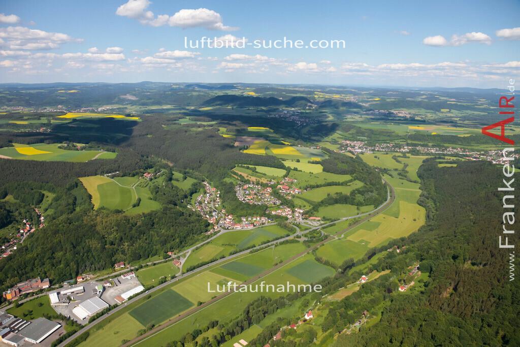 kauernburg-kulmbach-2009-1195 | Luftbild von Kauernburg Kulmbach - Luftaufnahme wurde 2009 von https://frankenair.de mittels Flugzeug (keine Drohne) erstellt - die Geschenkidee
