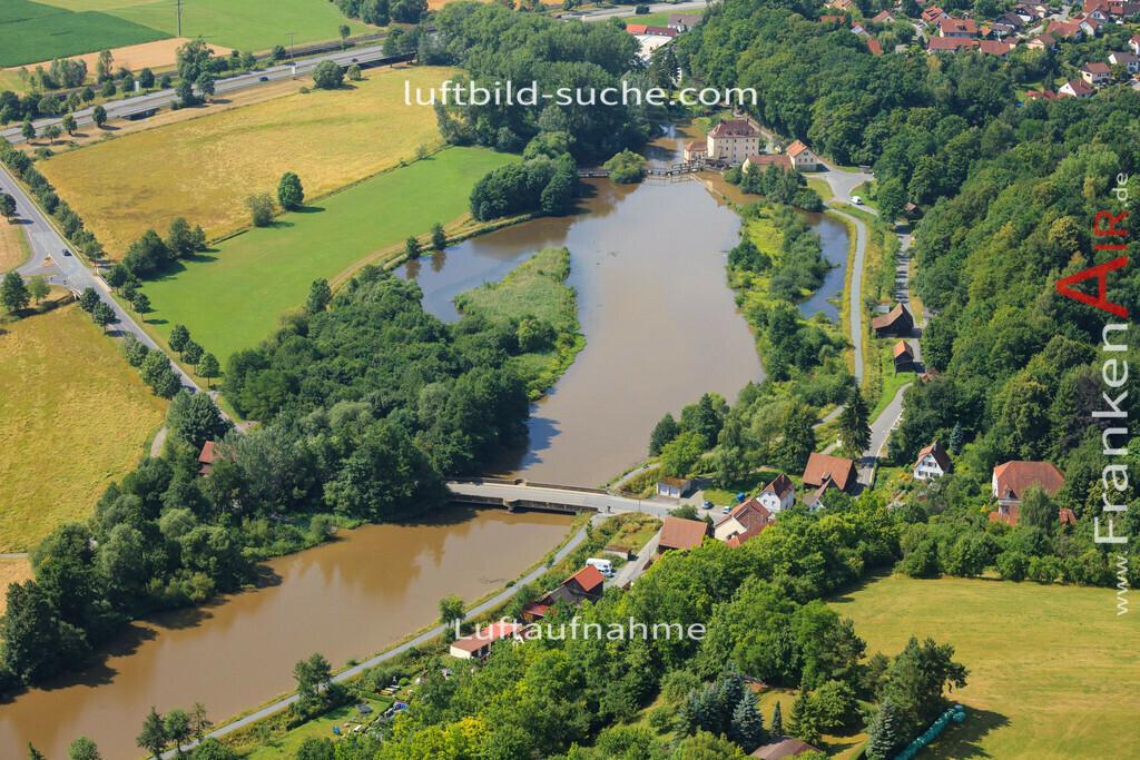 burghaig-kulmbach-2014-812   Luftbild von Burghaig Kulmbach - Luftaufnahme wurde 2014 von https://frankenair.de mittels Flugzeug (keine Drohne) erstellt - die Geschenkidee
