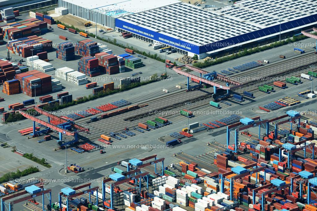 Hamburg Altenwerder_CTA_HHLA_ELS_0703110517 | Hamburg - Aufnahmedatum: 11.05.2017, Aufnahmehöhe:  m, Koordinaten:  - , Bildgröße: 7065 x  4715 Pixel - Copyright 2017 by Martin Elsen, Kontakt: Tel.: +49 157 74581206, E-Mail: info@schoenes-foto.de  Schlagwörter:Altenwerder,HHLA,CTA,Container Terminal,Container,Automatisiert,Luftbild, Luftbilder,
