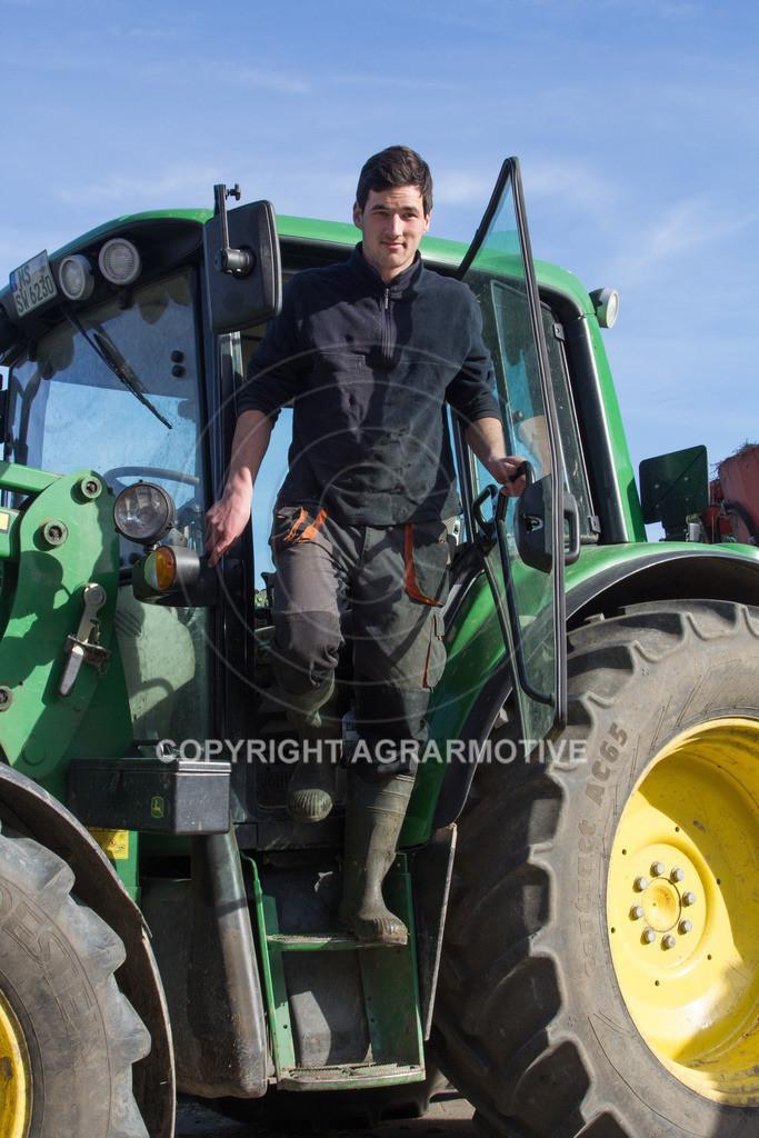 20131003-_MG_0627   Auszubildender - AGRARFOTO Bilder aus der Landwirtschaft