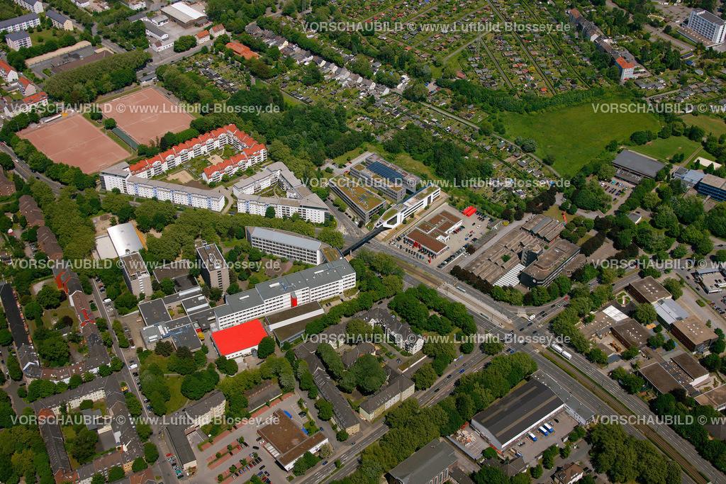 ES10058574 | Bildungspark Essen,  Essen, Ruhrgebiet, Nordrhein-Westfalen, Germany, Europa, Foto: hans@blossey.eu, 29.05.2010