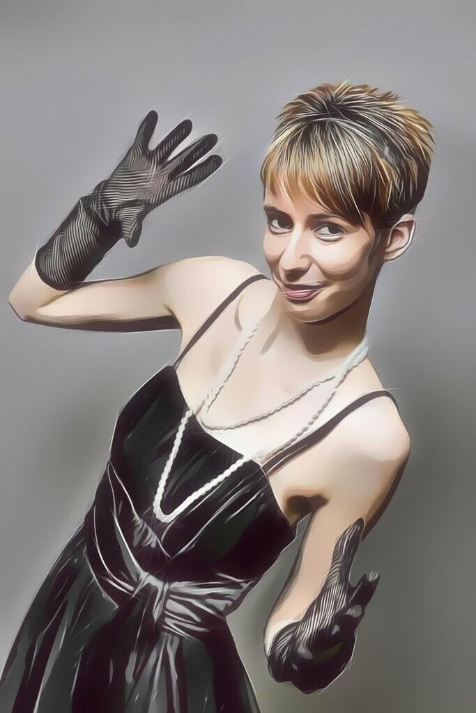 Handschuh Lady Bild 024