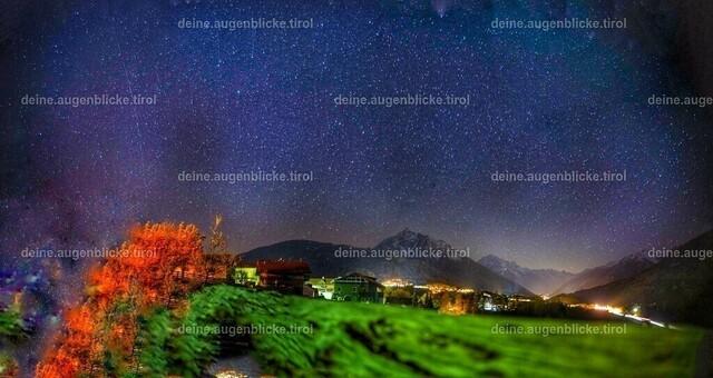 1AF_00958-Pano (2)-01 | Sternenhimmel über Tirol.