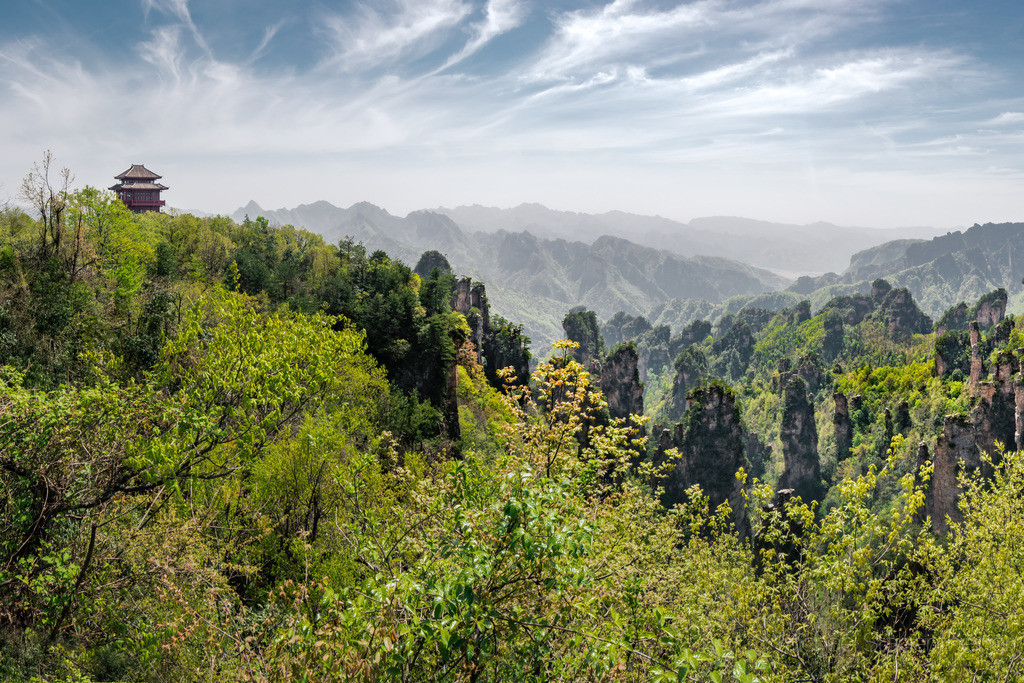 China | Zhangjiajie National Forest Park