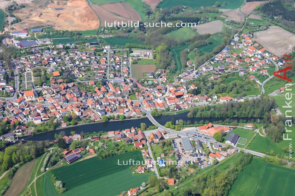 luftbild-marktzeuln-2013-2448 | Luftbild von  Marktzeuln - Luftaufnahme wurde 2013 von https://frankenair.de mittels Flugzeug (keine Drohne) erstellt - die Geschenkidee