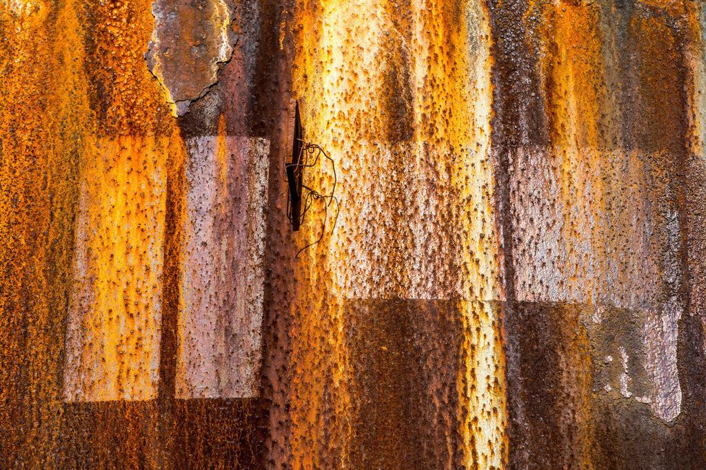 JT-170305-208 | Rostige Metall Oberfläche, Strukturen,