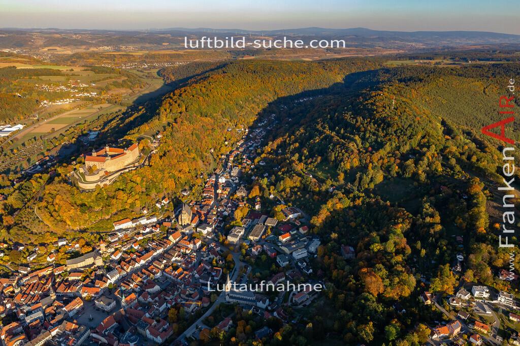 obere-stadt-kulmbach-18-377 | aktuelles Luftbild von Obere-stadt Kulmbach - Luftaufnahme wurde 2018 von https://frankenair.de mittels Flugzeug (keine Drohne) erstellt.