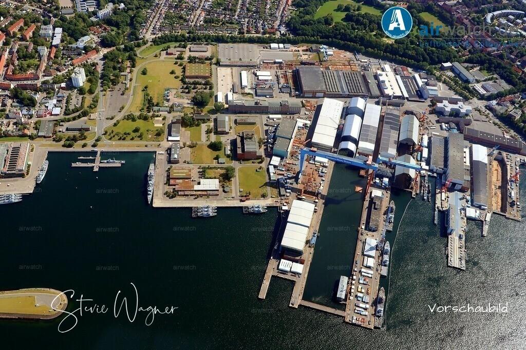 Kiel-Ellerbek, Kiel-Gaarden-Ost, German Naval Yards, Ellerbek, Marinearsenal | Kiel-Ellerbek, Kiel-Gaarden-Ost, German Naval Yards, Ellerbek, Marinearsenal