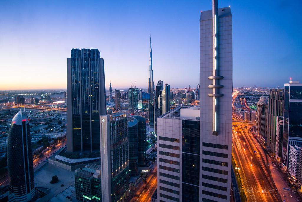 Dubai | Dubai in den Vereinigten Arabischen Emiraten