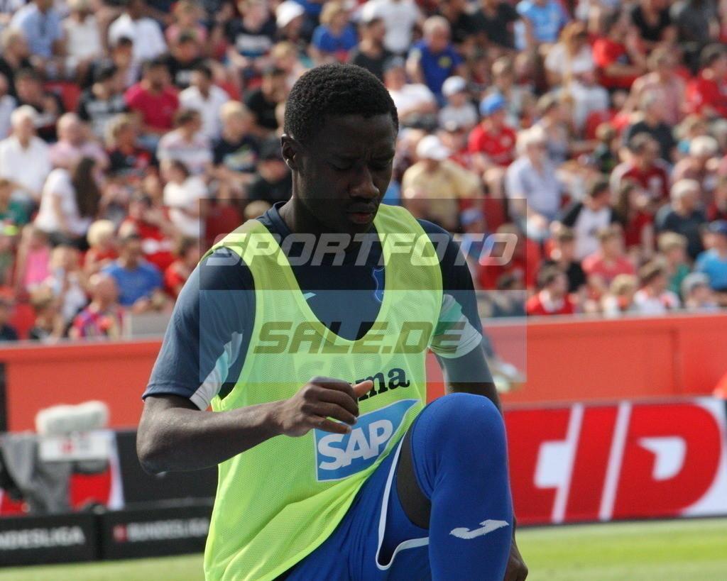 Bayer 04 Leverkusen - TSG 1899 Hoffenheim | Diadie Samassekou