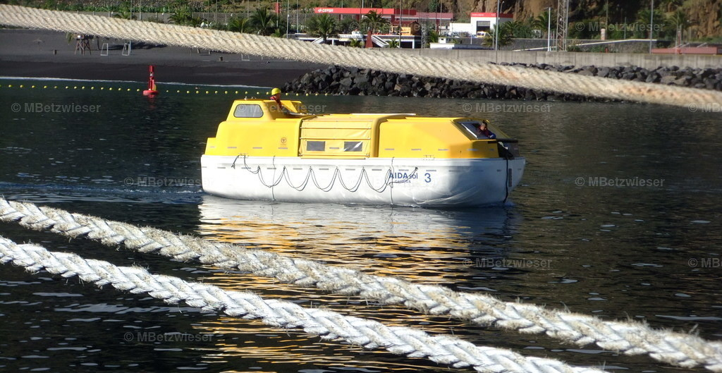 DSCF9401 | Rettungsboot der AIDA