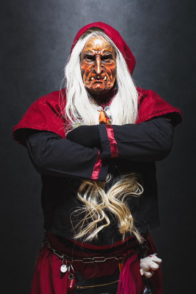 Hexe der MoorGalgen-Brut Riddi e.V.