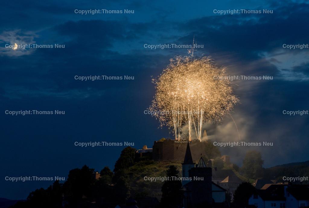 Feuerwerk-20 | Lindenfels, Burgfest, Feuerwerk, , Bild: Thomas Neu