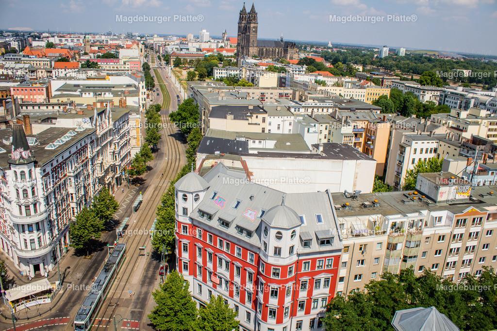 Luftbild Magdeburg Hasselbachplatz-0275