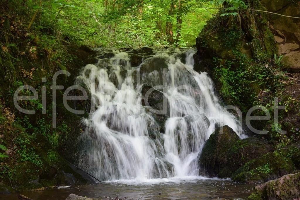 Wasserfälle Bad Bertrich | Elfenmaar / Elfengrotte
