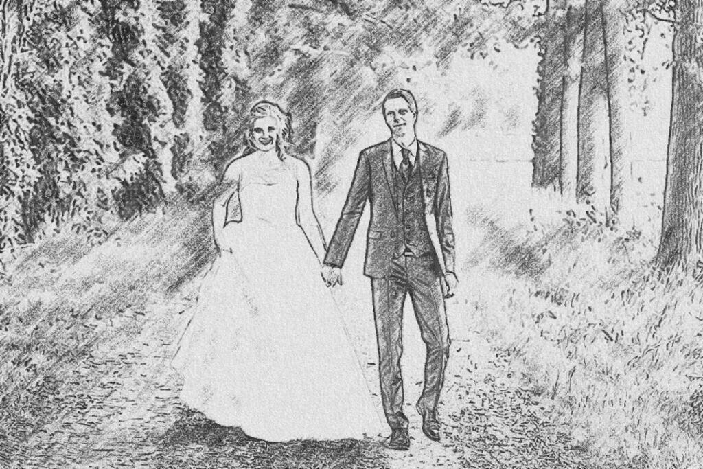 Brautpaar 3 Bild 036