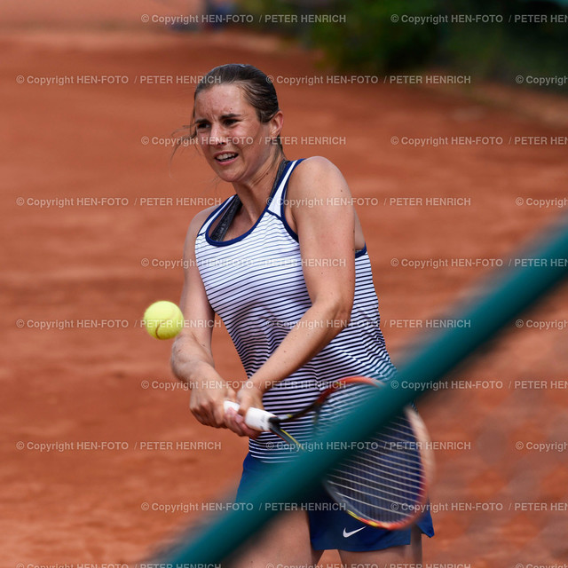 Tennis Bezirksmeisterschaften 20190608 copyright by HEN-FOTO | Tennis Bezirksmeisterschaften 2019 bei TEC Darmstadt 20190608 Antonia Rieg TC Seeheim copyright by HEN-FOTOO Foto: Peter Henrich