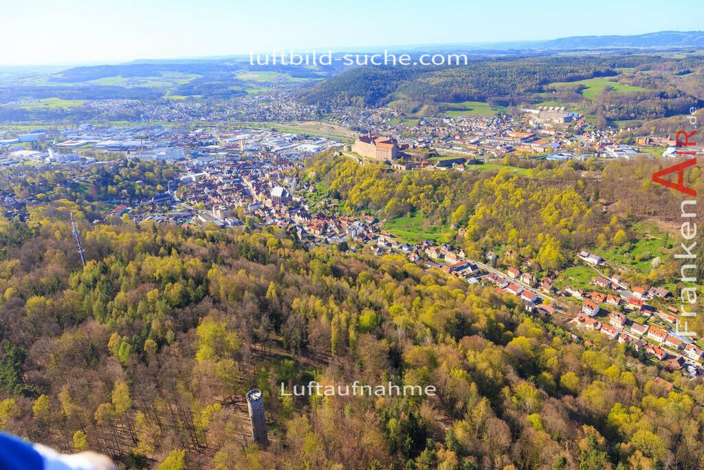 kulmbach-2016-3239   Luftbild von  Kulmbach - Luftaufnahme wurde 2016 von https://frankenair.de mittels Flugzeug (keine Drohne) erstellt - die Geschenkidee