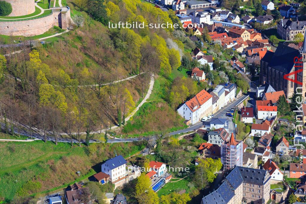 kulmbach-2016-3216 | Luftbild von  Kulmbach - Luftaufnahme wurde 2016 von https://frankenair.de mittels Flugzeug (keine Drohne) erstellt - die Geschenkidee