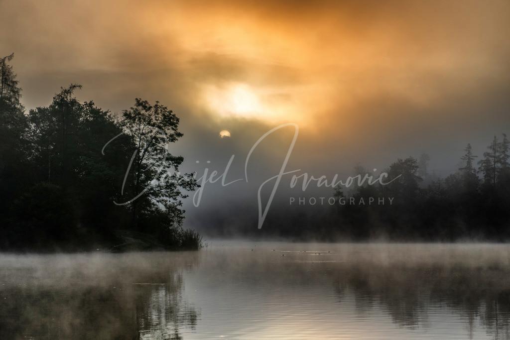 Reintaler See | Sonnenaufgang am Reintaler See