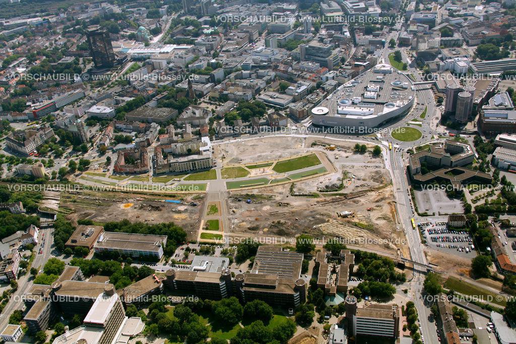 ES10080351 | Berliner Platz Limbecker Platz Karstadt, ,  Essen, Ruhrgebiet, Nordrhein-Westfalen, Germany, Europa, Foto: hans@blossey.eu, 14.08.2010