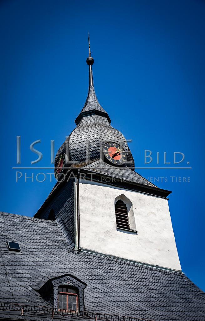Röslau - Mittelpunkt des Fichtelgebirges | Die evangelische Kirche