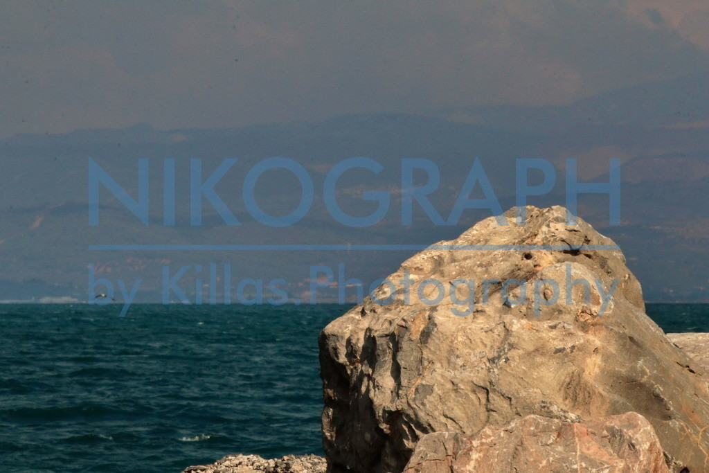 Felsen am Mittelmeer