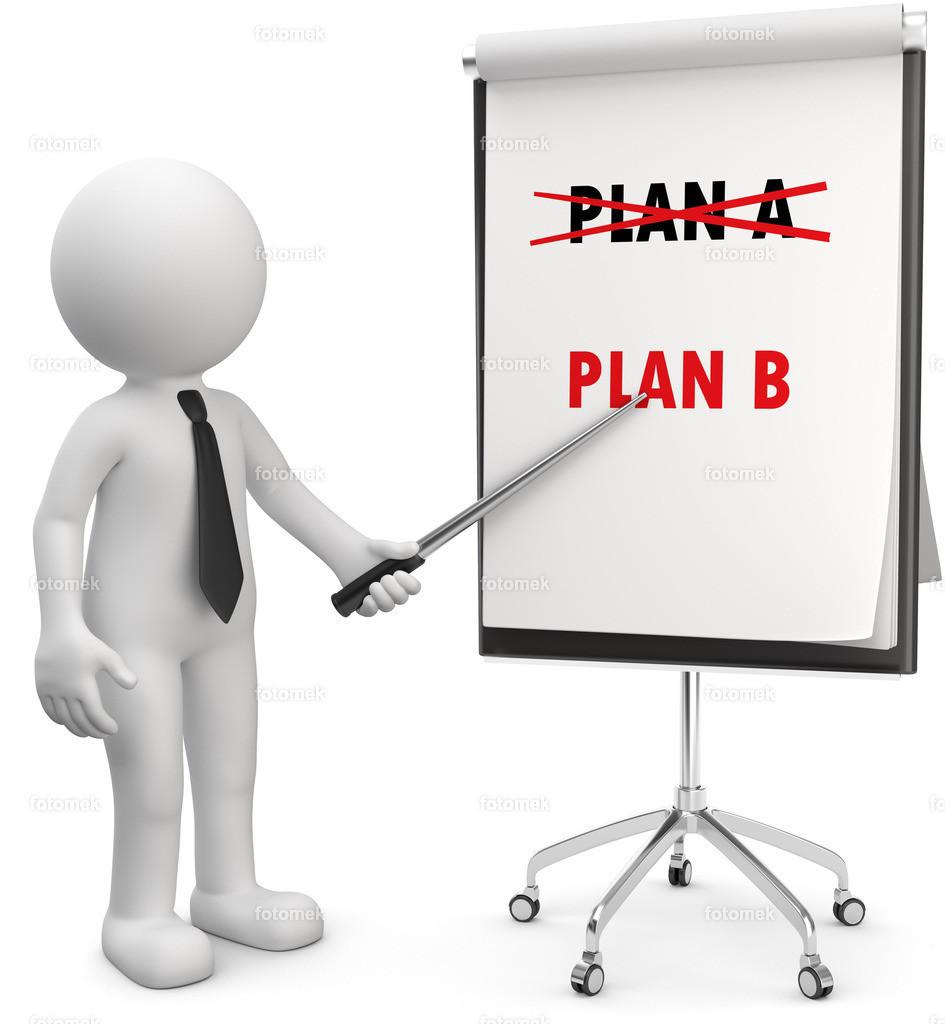 3d Männchen Plan B
