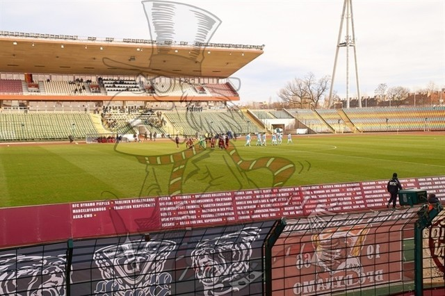 BFC Dynamo vs. FC Viktoria 89 020