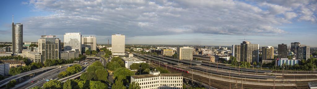 JT-1308016-403 | Die Skyline von Essen,