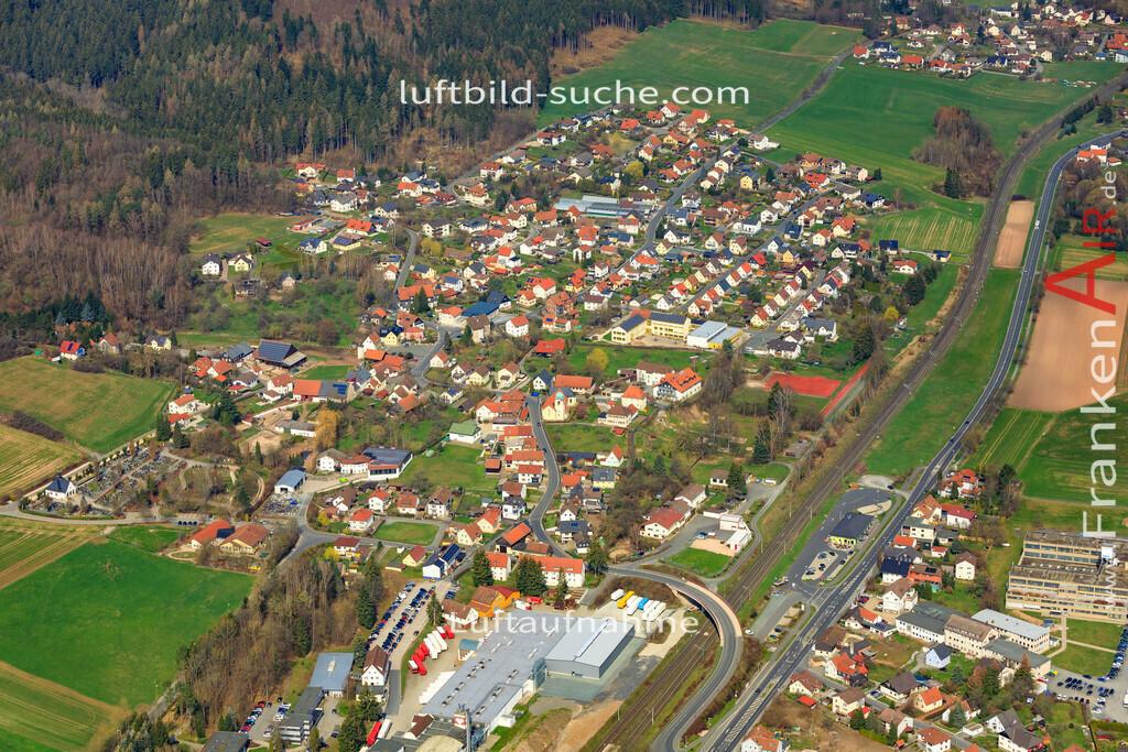 stockheim-19-899 | aktuelles Luftbild von  Stockheim  - Luftaufnahme wurde 2019 von https://frankenair.de mittels Flugzeug (keine Drohne) erstellt.