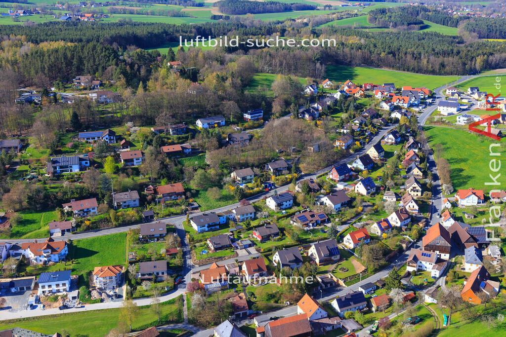 burghaig-kulmbach-2016-2045 | Luftbild von Burghaig Kulmbach - Luftaufnahme wurde 2016 von https://frankenair.de mittels Flugzeug (keine Drohne) erstellt - die Geschenkidee
