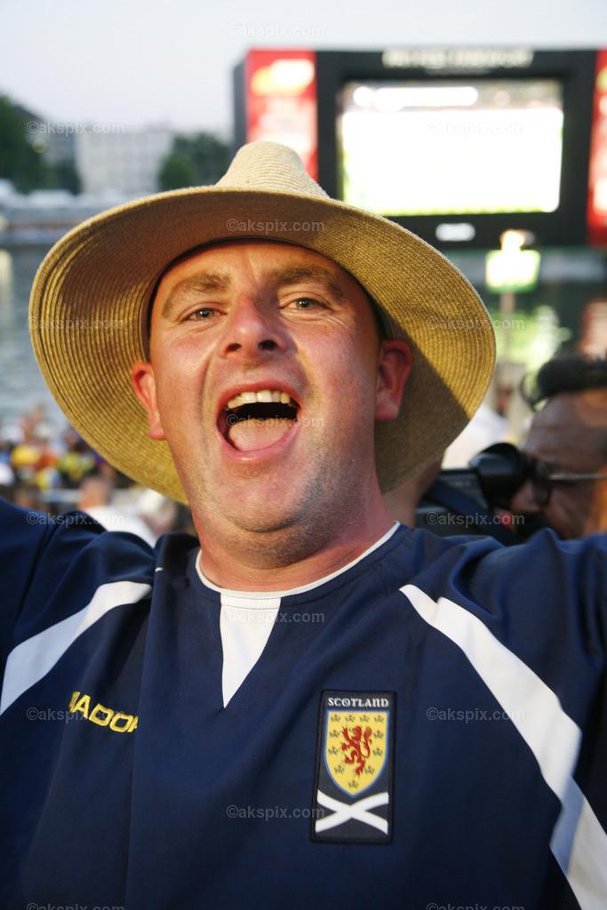 Englandman-Fan