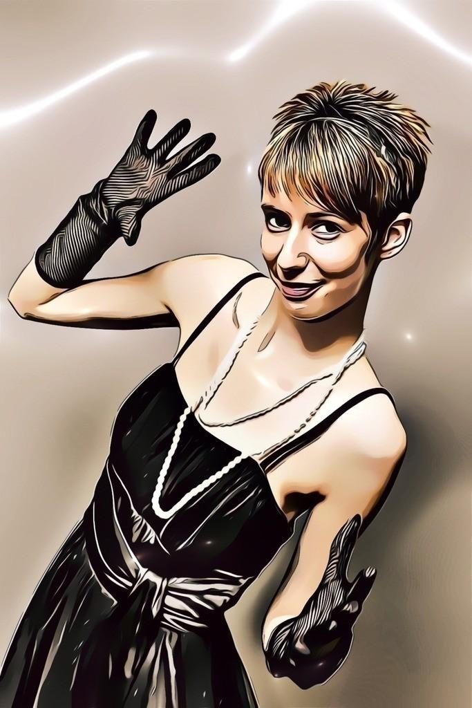Handschuh Lady Bild 013
