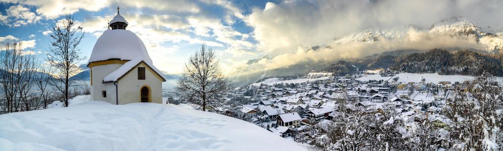 Arzl | Panorama von Kalvarienberg und Arzl