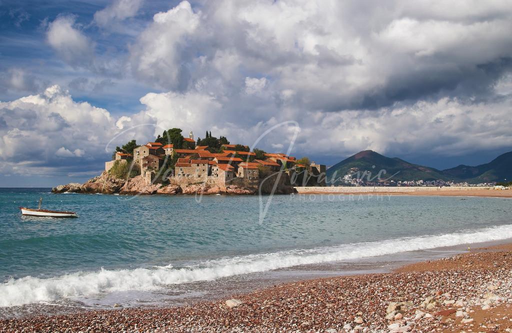 Sveti Stefan | Die Insel Sveti Stefan