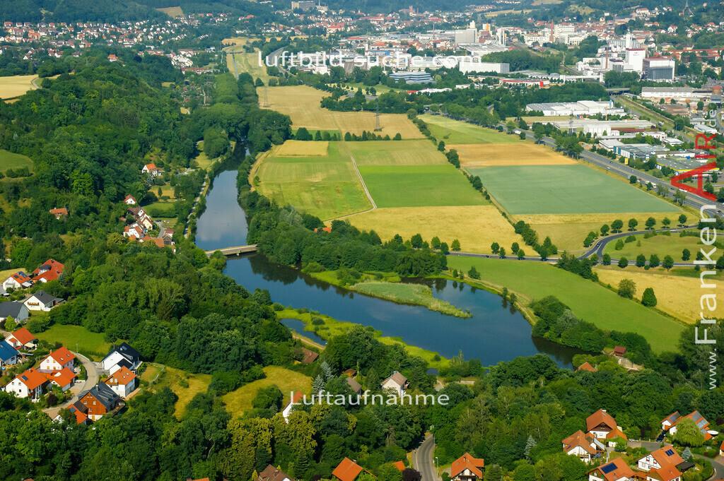 burghaig-kulmbach-2008-101 | Luftbild von Burghaig Kulmbach - Luftaufnahme wurde 2008 von https://frankenair.de mittels Flugzeug (keine Drohne) erstellt - die Geschenkidee
